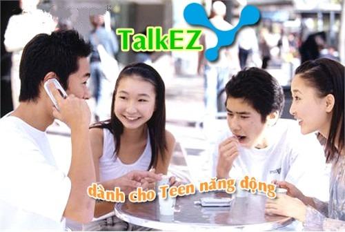 Vinaphone ưu đãi học sinh sinh viên với gói cước TalkEZ
