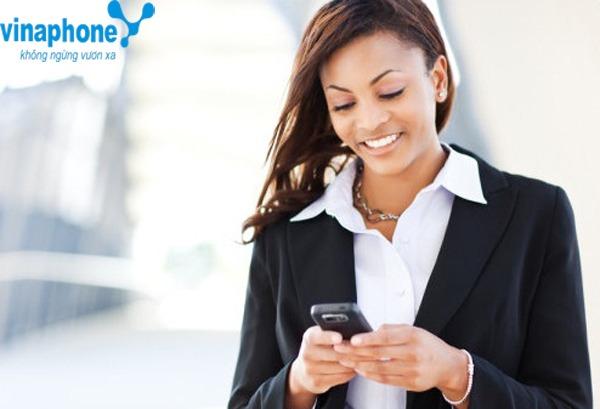 Vinaphone khuyến mãi 100% giá trị thẻ nạp cho thuê bao hòa mạng mới