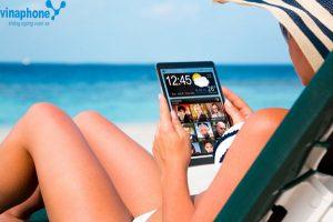 Gói cước Dmax100 Vinaphone truy cập 3G không giới hạn