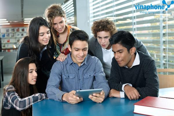 Nhận ngay 48GB/năm khi đăng ký gói cước D500 Vinaphone
