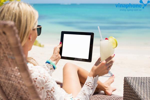 Vinaphone ưu đãi 100% Data cho TB Ezcom nạp thẻ ngày 27/10