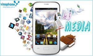Cùng Media Vinaphone khám phá thế giới giải trí trên di động