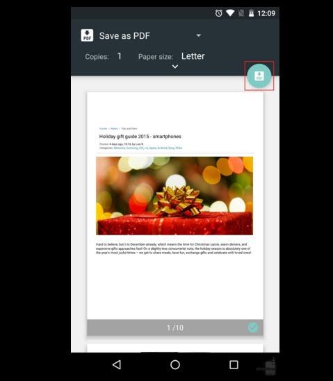 5 bước lưu trang web để xem offline trên Android_3
