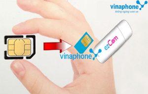 Chuyển đổi Sim thường sang Sim Ezcom Vinaphone