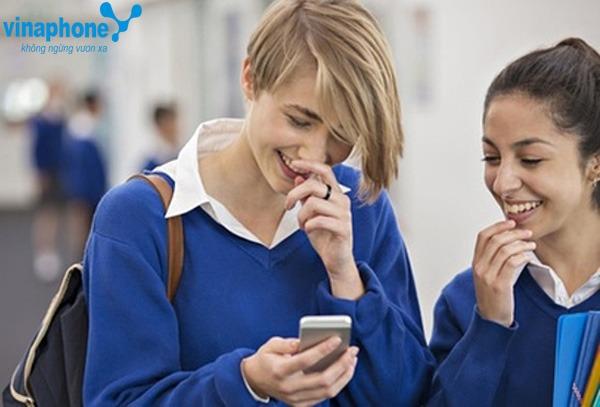 gói ưu đãi dành cho Sim sinh viên Vinaphone