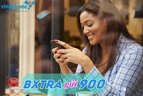 Đăng ký gói cước BXTRA Vinaphone