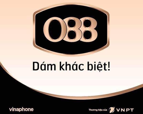 đăng ký mua sim đầu số 088 Vinaphone