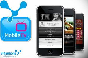 Đăng ký dịch vụ Mobile TV Vinaphone