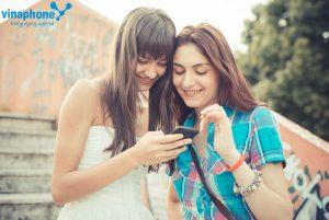Đăng ký các gói cước nhắn tin nội mạng Vinaphone