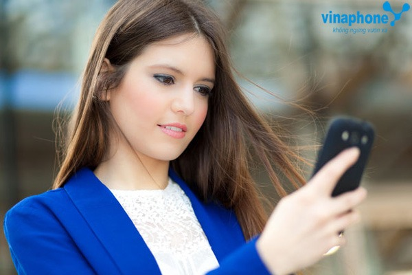 Khuyến mãi Vinaphone tặng 100% giá trị thẻ nạp