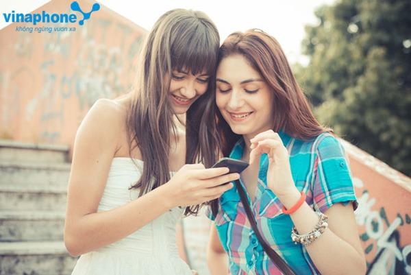 Khuyến mãi Vinaphone tặng 100% Data gói Big