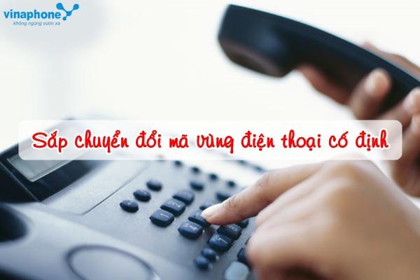 Cả nước chính thức đổi mã vùng điện thoại cố định từ 11/2/2017