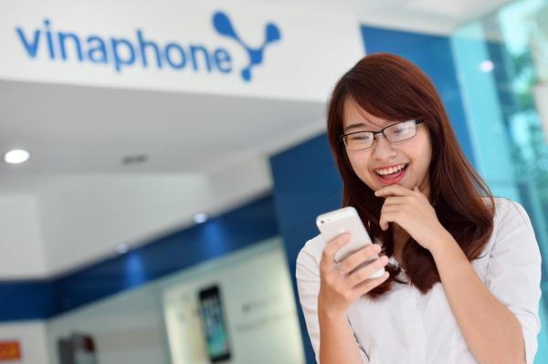 Vinaphone khuyến mãi tặng 50% giá trị thẻ nạp ngày 24/2/2017