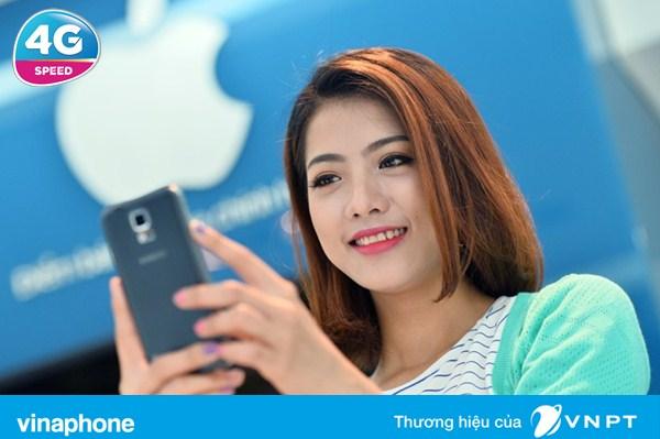 kích hoạt Sim 4G Vinaphone