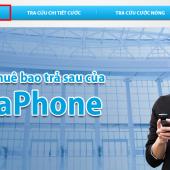 VinaPhone Billing