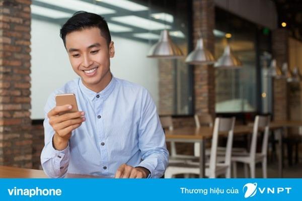 Khuyến mãi100% Data gói BIG Vinaphone ngày 24 – 25/3/2017