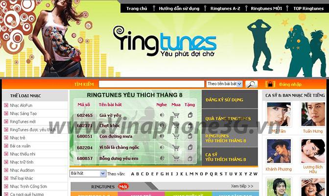 Hướng dẫn cách đăng ký dịch vụ nhạc chờ Vinaphone