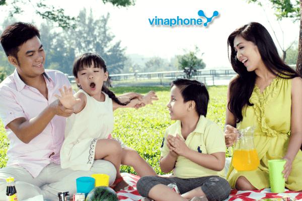 Gói cước gia đình Vinaphone