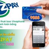 Đăng ký tài khoản EZPay Vinaphone