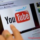 gói 4G Youtube Vinaphone