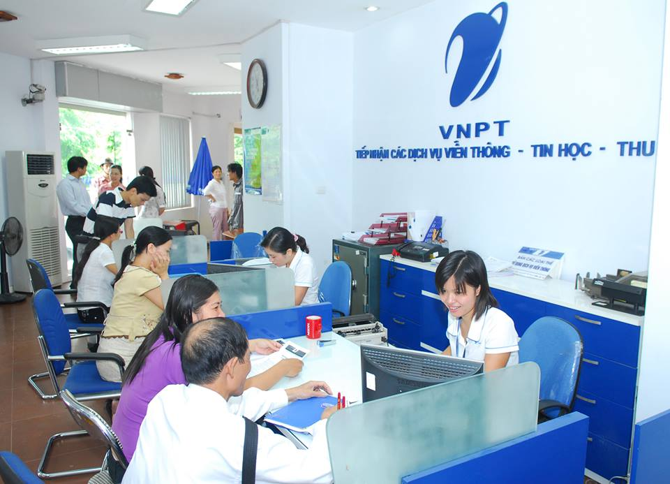 Điểm giao dịch của Vinaphone tại Đà Nẵng