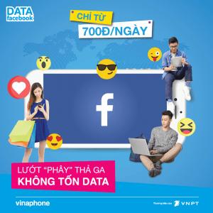 Gói Facebook Vinaphone