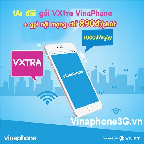 Đăng ký gói VXTRA Vinaphone