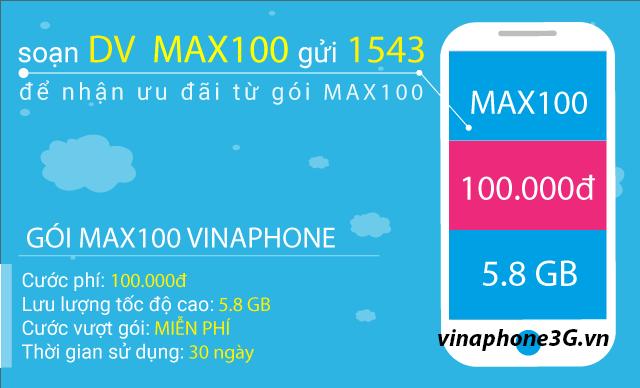 Thông tin chi tiết về gói cước MAX90 của Vinaphone