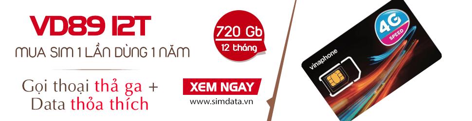 Đăng ký gói BIG70 Vinaphone có ngay 2,4GB Data
