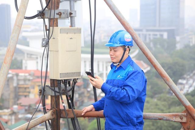Mạng 3G 4G Vinaphone vượt chuẩn mạng di động Việt Nam