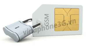 làm thế nào để mở khóa sim Vinaphone do nạp thẻ sai quá 5 lần?