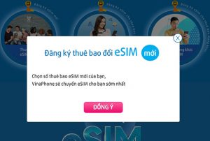 eSim vinaphone là gì? Chi tiết về cách đổi eSim Vinaphone miễn phí