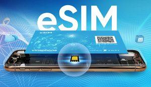 Hướng dẫn kích hoạt eSim vinaphone trên điện thoại iphone