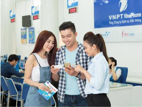 Đổi sim 4G Vinaphone miễn phí ngay 5GB data tốc độ cao