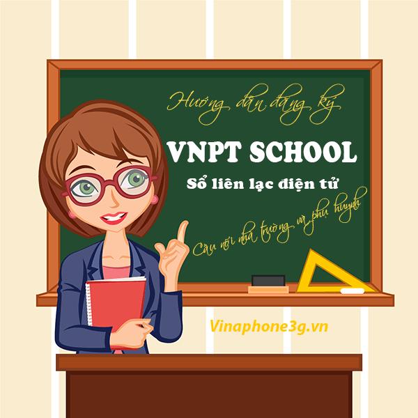 Dịch vụ sổ liên lạc điện tử VNPT School