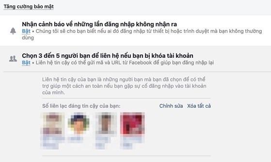 Hướng dẫn cách bảo vệ tài khoản Facebook an toàn, không bị hack