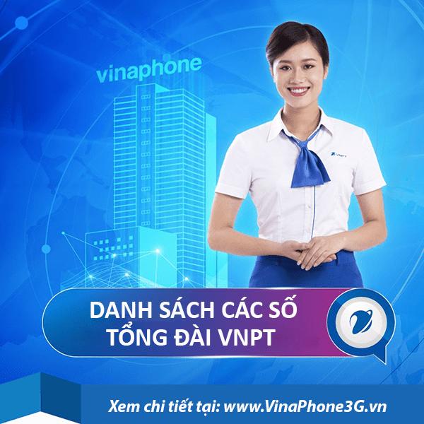 Tổng đài VNPT - Số tổng đài chăm sóc khách hàng cùa VNPT