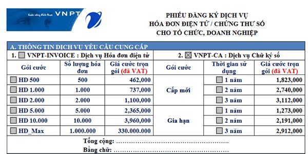 Hóa đơn điện tử VNPT là gì? Cách đăng ký sử dụng dịch vụ hóa đơn điện tử VNPT Invoice