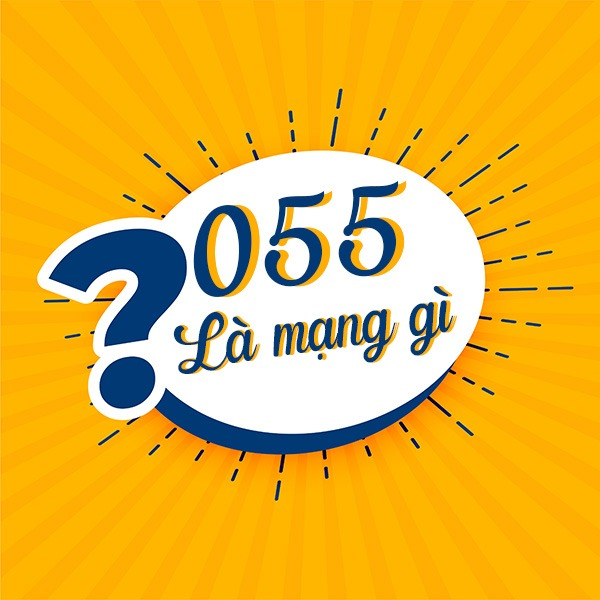 Sim đầu số 055 là của nhà mạng nào?