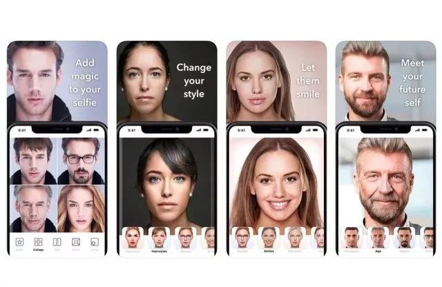 """Faceapp """"chuyển giới"""" là gì mà trở thành trào lưu trên mạng xã hội"""