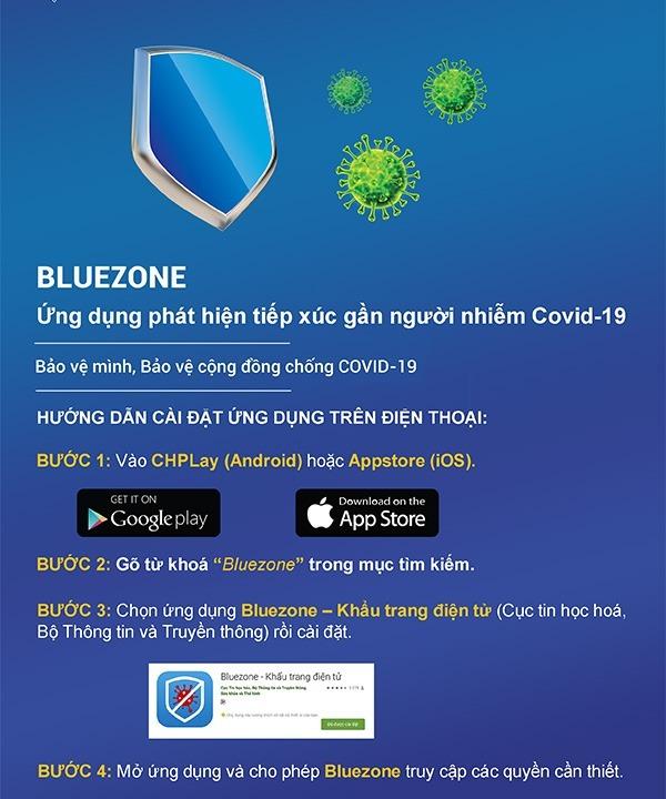 Cách cài đặt Bluezone nhận data miễn phí