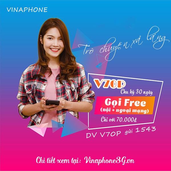 Hướng dẫn cách đăng ký gói cước V70P Vinaphone